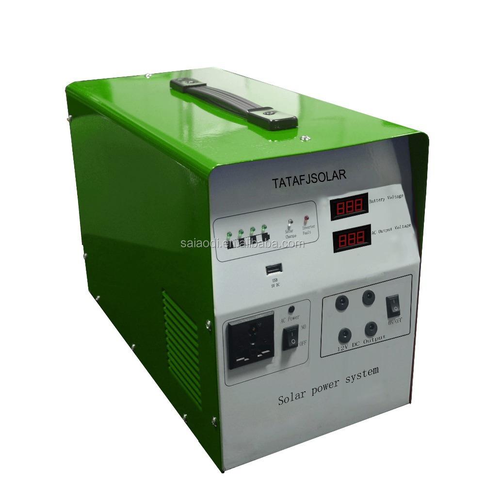 ... Buy 300w Solar Power Generator,Mini Solar Power Generator,Portable