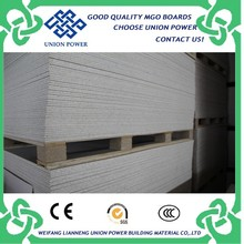 Sound Insulation MGO board Wall Panel, glass magneisum oxide board With CE Certification
