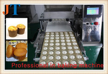 JT-400- T automatic cake making machine for small business in Alibaba China