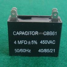 capacitor 4uf 250v