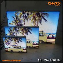 Advertising light box led light frame