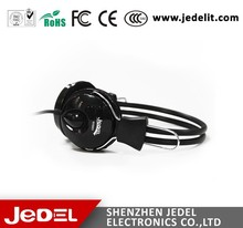Cheap Wired Computer Headphone Popular Portable Computer Headset JD808