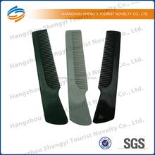 Portable convenient hotel plastic comb
