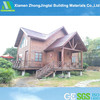 China Supplier Africa/Asia/South America Light Steel Prefab House