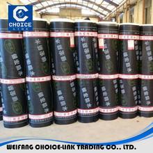 Waterproof membrane modified asphalt roll roofing