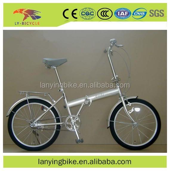 20 pulgadas de acero al carbono dahon bicicleta plegable