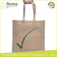 Customized new products china supplier gift jute bags wedding