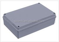 waterproof aluminum enclosure box ip67