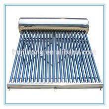 Calentador de <span class=keywords><strong>agua</strong></span> <span class=keywords><strong>caliente</strong></span> presión géiser solar con tubo de calor