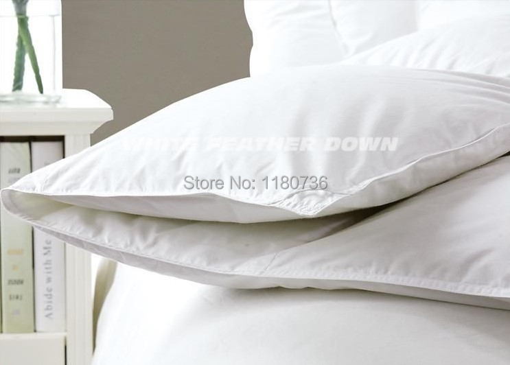 5kg goose down comforter, free shipping to Russia, 200*230cm ...