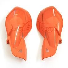 HG-002 Orange 22MM Dirt Bike Handguards Motorcycle Accessories For 400ex Dirt KTM MX ATV