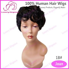 Luxury Elegance Best Human Hair Integrated Wig China Wholesalers