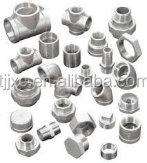 Hot Dip Galvanized Steel Pipe Fittings 05