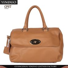 Hot Sell Promotional Custom Design Lady Women Genuine Leather Bag