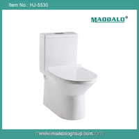 Easy to clean Nano-glaze Siphonic One Piece Toilet Of Sanitary Ware Items