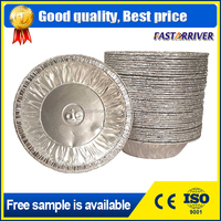 household microwave oven aluminium foil / anodized aluminium foil insulation
