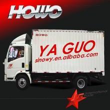cargo truck mini truck power star truck