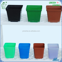 New products for 2016 plastic flowerpot cup hot sale flower pot /plant pot wholesale plastic flowerpot fast supplier