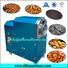 Factory directly supply 15kg electric/gas pumpkin seed roasting machine
