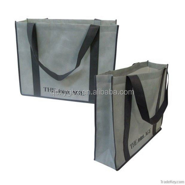 recycled bag PP non woven bag for shopping bag