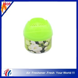 80g lemon fragrance highly concentrated air freshener gel