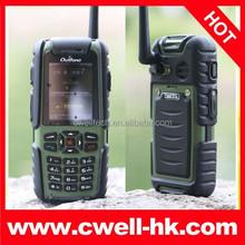 2.0 Inch Outfone BD351 Single SIM IP57 Waterproof Rugged Mobile Phone with Walkie Talkie