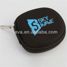 eva Headphone zipper case/bag
