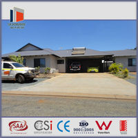 CE certificate cheap modern ready made house