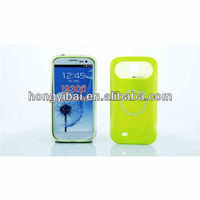Haizhu hongyibai plastic products factory wholesale water proof case for sumsang galaxy s3 i9300