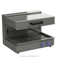 sopas Stainless Steel Commercial Kitchen Electric Salamander SALE06