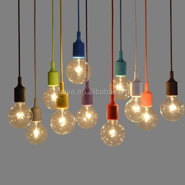 E27 ciondolo/lampadario/illuminazione a sospensione con cavo lampadine-Lampad...