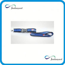 Customized hot sale fashion plastic buckle for lanyards straps