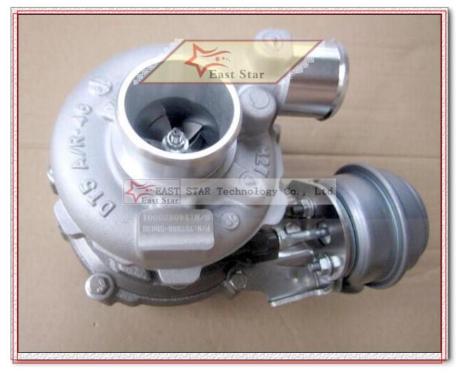 GTB1649V 757886-5005S 757886-5004S 28231-27450 28231-27460 turbocharger For Hyundai Santa Fe Sonata Tucson KIA D4EA 2.0L CRDi (2)