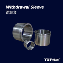 High quality AH32/560 bearing quit sleeve with oil groove
