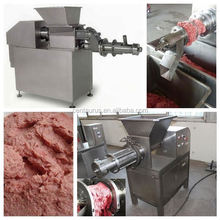 High efficient deboning meat machine /poultry deboning machine with low energy consumption and long service life
