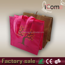 New Design Cutomized promotional non women bag (ITEM NO:N150158)