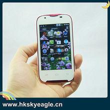 3.5 mt6575 pulgadas gps 3g teléfono teléfono móvil de china