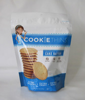 FDA Quality Cookie Snack Food Stand Up Bag