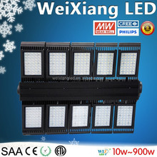 200W 400W 600W 800W IP65 Phili LED Floodlight For Outdoor Football/Rugby/Tennis Court Lighting