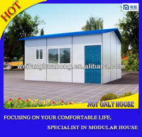 2013 low cost prefab cabin container house