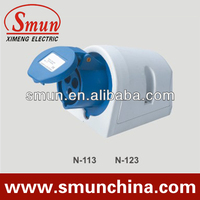 32A 3P 220V new type industrial plug and socket