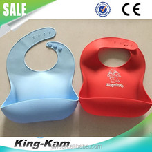Wholesale Silicone Baby Bibs Hot Sales Silicone Baby Bibs/Infants Bibs Funny Design And Cheap Price Custom baby bib