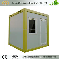 metal frame multipurpose comfortable steel structure pre-fabricated container house