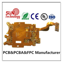 lcd display fpc, flexible pcb manufacturer in shenzhen