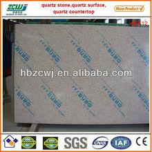 artificial quartz shower stone wall panel
