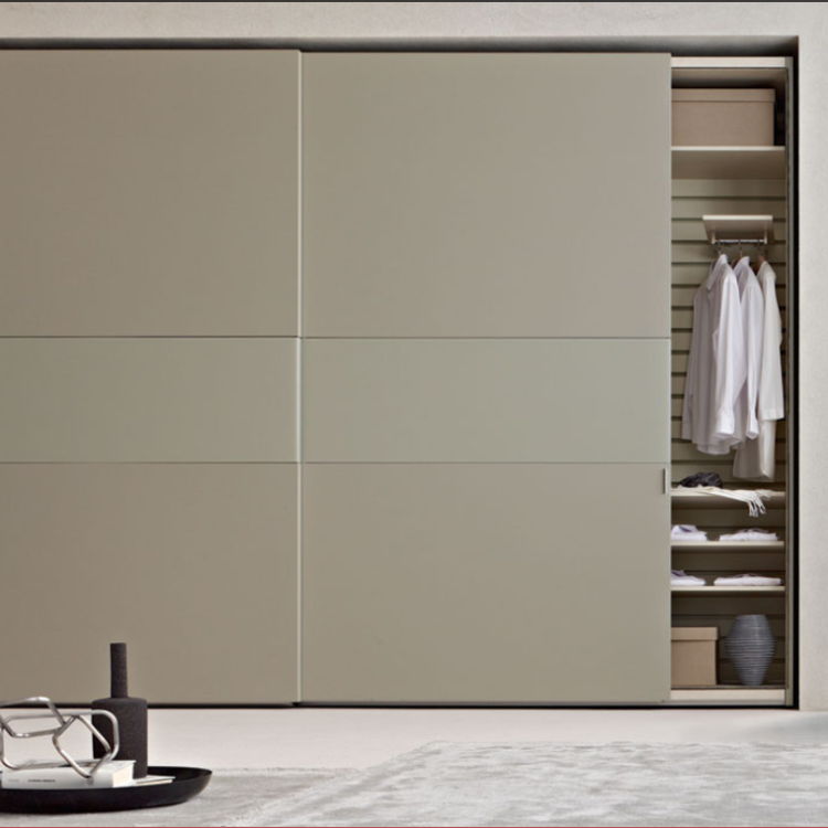Fancy Bedroom Wardrobe Plywood Wall Almirah Designs