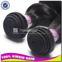 "10pcs lot 20"" brazilian loose deep wave hair weave for Free shipping"