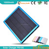 10000MAH Solar Portable Charger With Flashlight 10000mah universal portable cell phone charger
