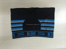 Shantou high quality boxer short for men knitting underwear