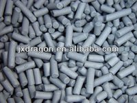 activated carbon wood based with silver